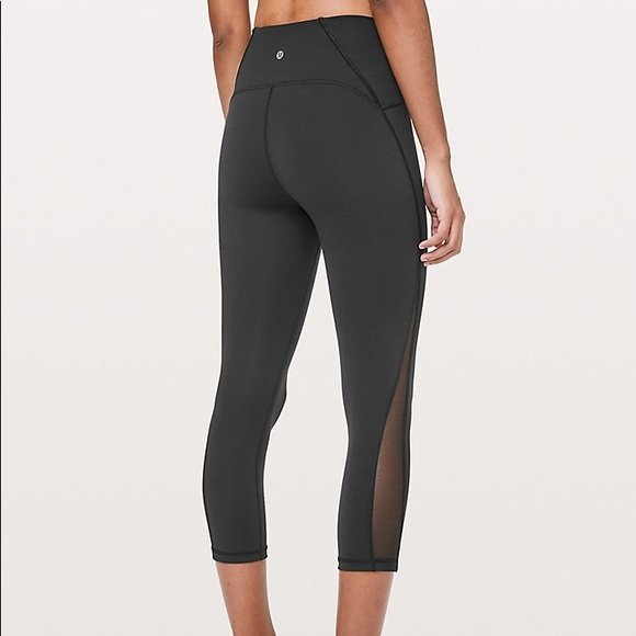 lululemon athletica Pants - NWT Train Times Crop